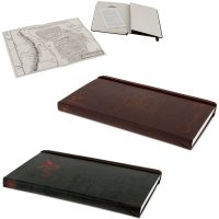 Hobbit Moleskine Notebooks