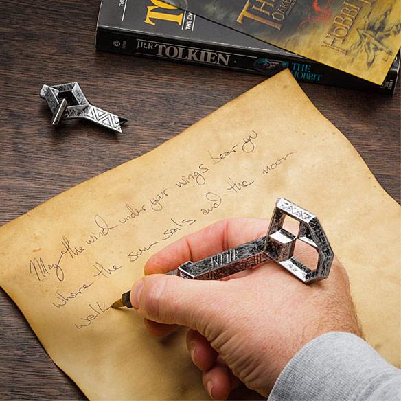 Hobbit Pen and Lenticular Bookmark Sets