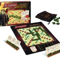 Hobbit Scrabble Game