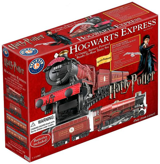 Hogwarts Express RC Train Set