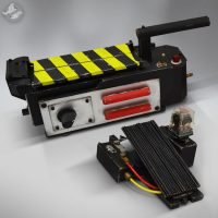 Hollywood Collectibles Group Ghostbusters Ghost Trap Prop Replica