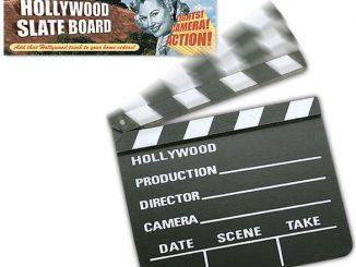 Hollywood Slate Board