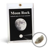 Holy Crap You Guys It's a Rock From The Moon!