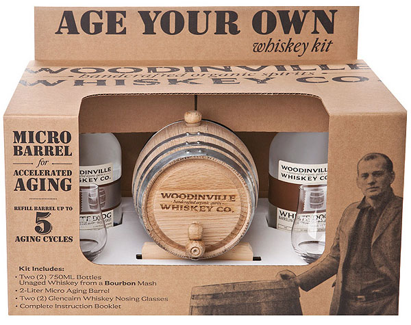 Homebrewing DIY Wiskey Kit