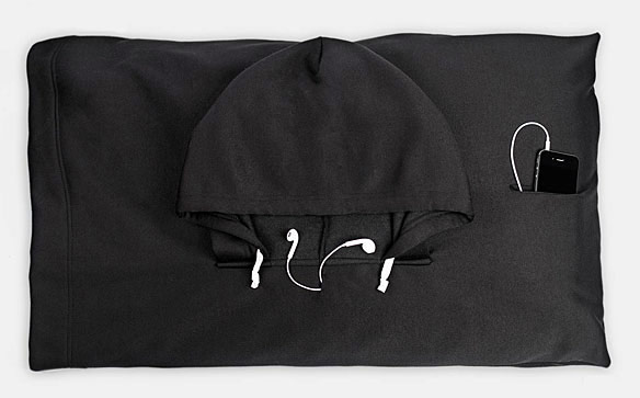 Hoodie Pillow Case