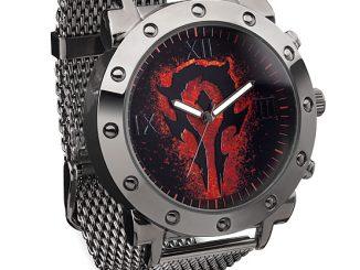 Horde Mesh Watch - Warcraft