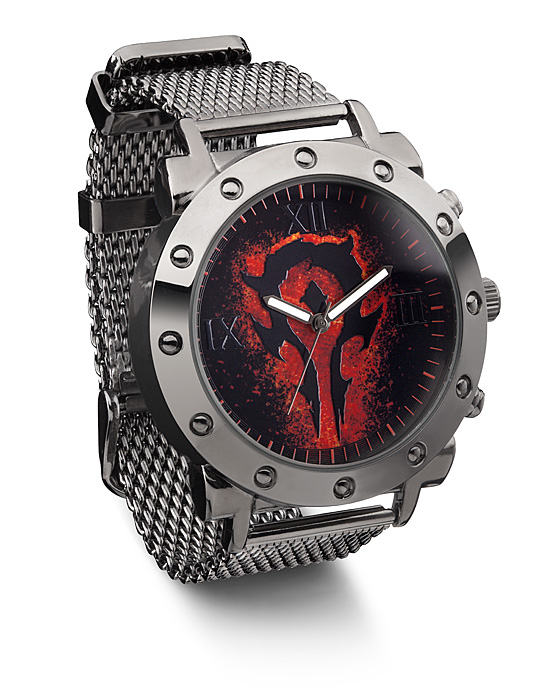 Horde Mesh Watch - Warcraft