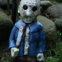 Horror Garden Gnomes - Friday the 13th
