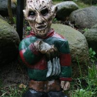 Horror Garden Gnomes - Nightmare on Elm Street