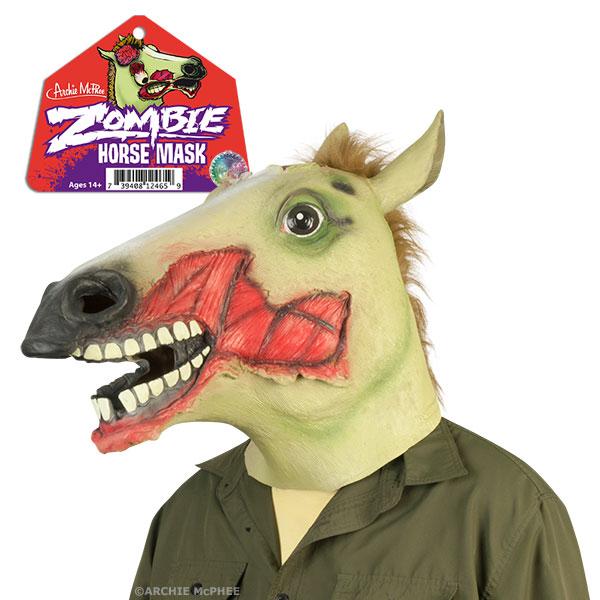 Horse Zombie Mask