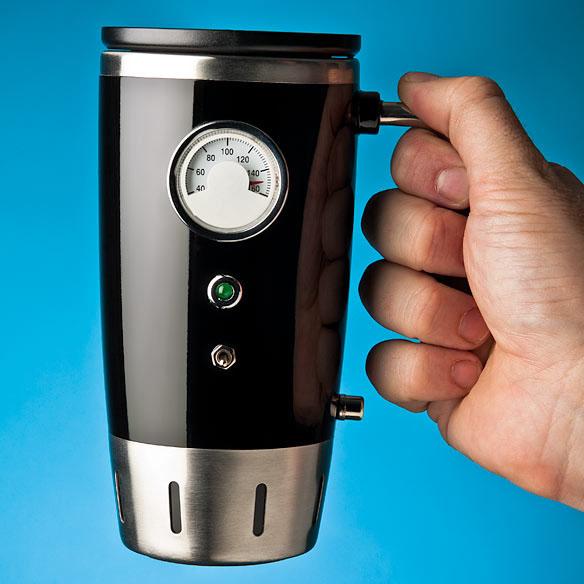 Hot Rod 12v Heated Travel Mug