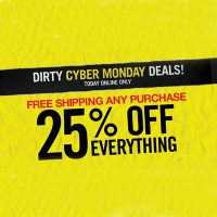 Hot Topic 2012 Cyber Monday Sale