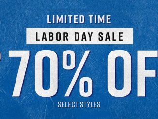 Hot Topic Labor Day Sale 2020
