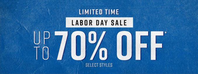 Hot Topic Labor Day Sale 2020