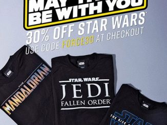 Hot Topic Star Wars Day Sale