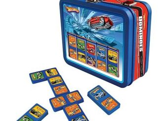 Hot Wheels Classic Dominoes Game