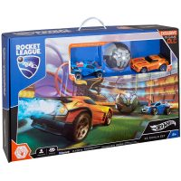 Hot Wheels Rocket League RC Rivals Set Box