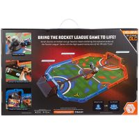 Hot Wheels Rocket League RC Rivals Set Box Back