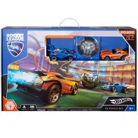Hot Wheels Rocket League RC Rivals Set Box Front