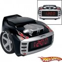 Hot Wheels Snore Slammer Alarm Clock Radio