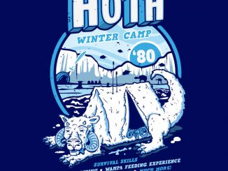 Hoth Winter Camp T-Shirt
