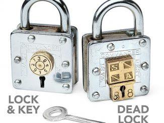 Houdini Puzzle Lock