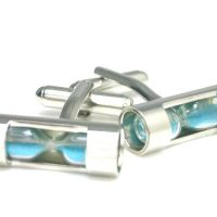 Hour Glass Cufflinks