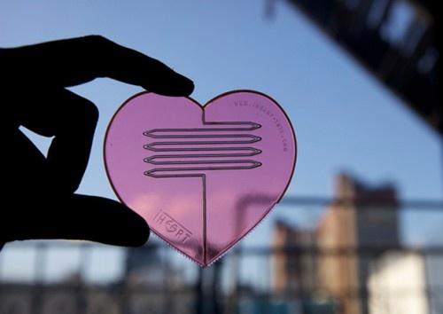 HeartPart Fork