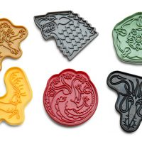 House Sigil Cookie Cutters Game of Thrones