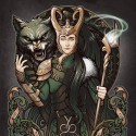 House of Loki Sons of Mischief Shirt