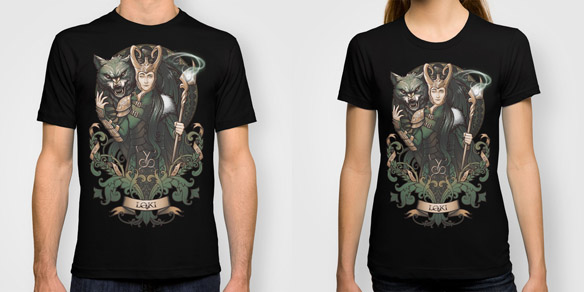 House of Loki Sons of Mischief T-Shirts