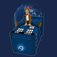 How I Learned To Love The Time Machine TShirt