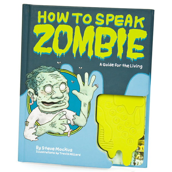 How To Speak Zombie Guide Book