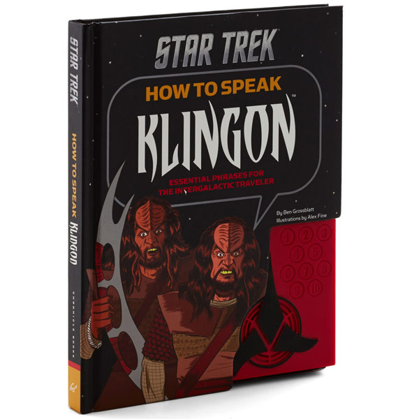 How to Speak Klingon Essential Phrases for the Intergalactic Traveler