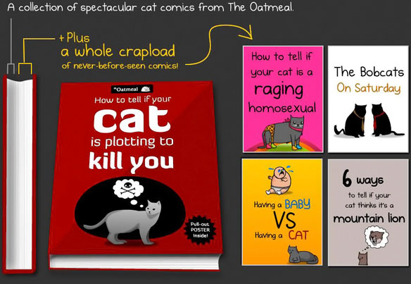 How to Tell If Your Cat Is Plotting to Kill You Book