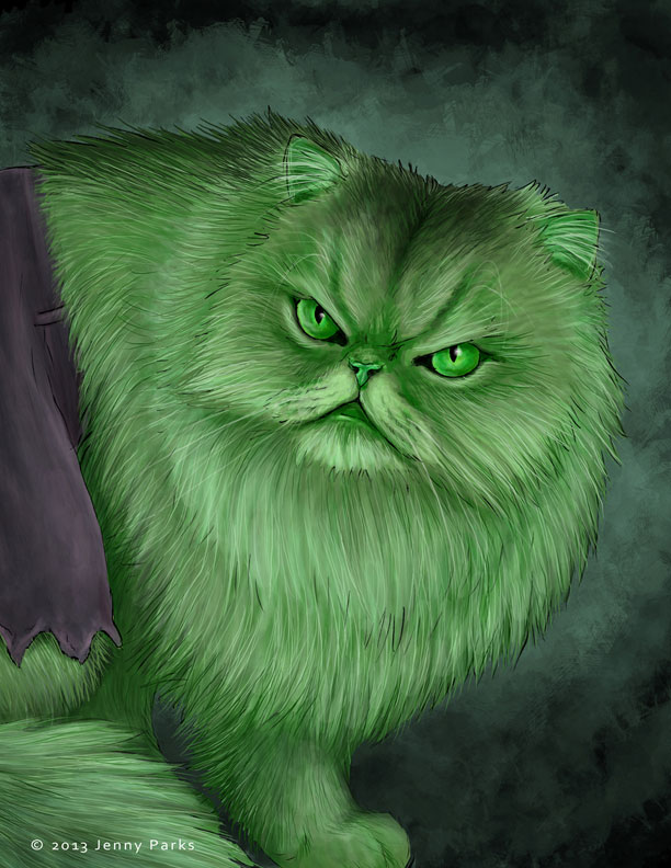 HulK Kitty