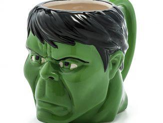 Hulk 16oz Molded Mug