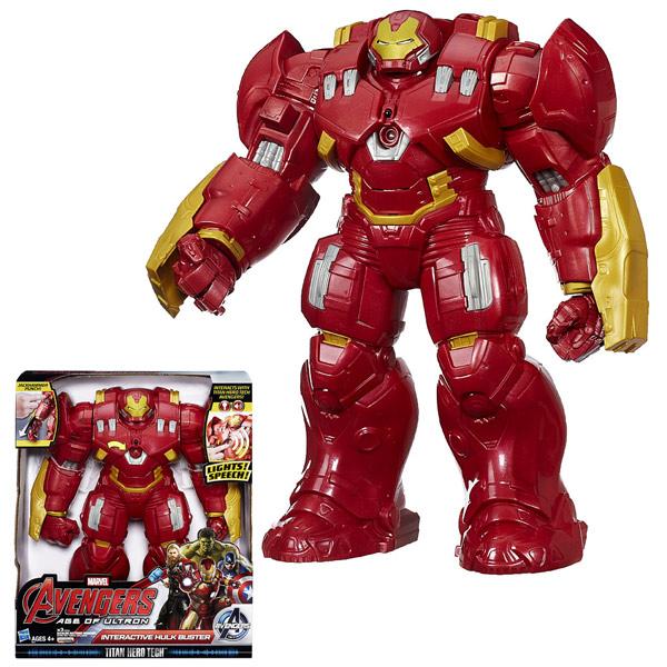 Big Iron Man vs Hulk Hulk Buster Iron Man Action