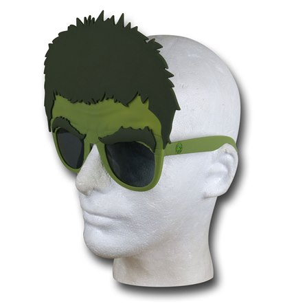 Hulk Costume Sunglasses
