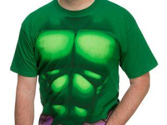 Hulk Costume Tee