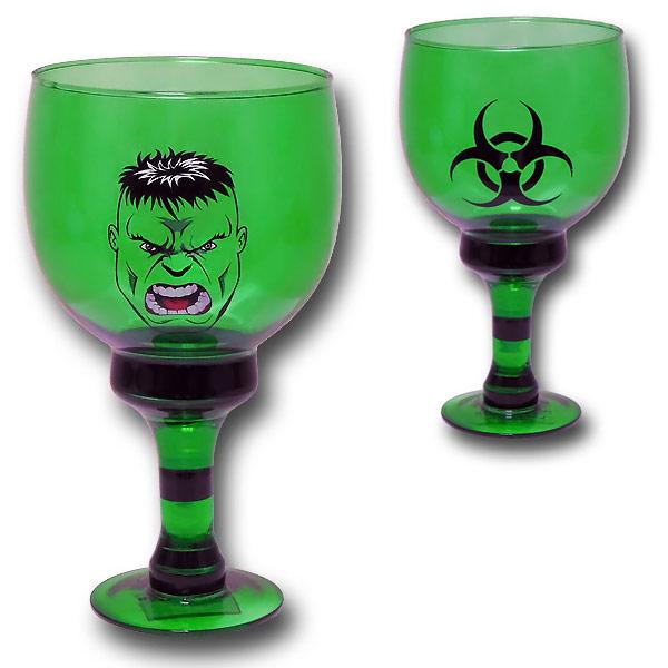 Hulk Gamma Image Goblet