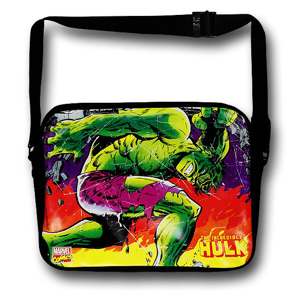 Hulk King Size Special Cover Messenger Bag