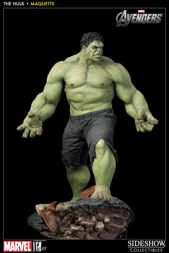 Hulk Maquette
