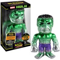 Hulk Metallic Premium Hikari Sofubi Figure