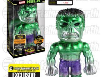 Hulk Metallic Premium Hikari Sofubi Vinyl Figure
