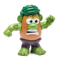 Hulk Potato Head