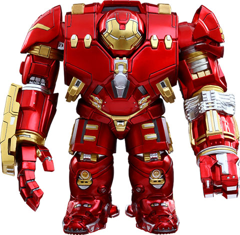 Hulkbuster Jackhammer Arm Version Figure