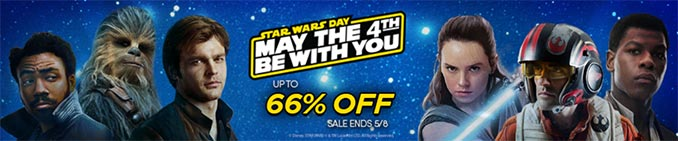 Humble Bundle Star Wars Sale
