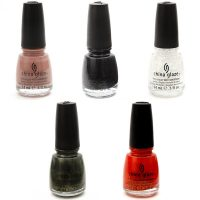 Hunger Gamers Nail Polish Colours
