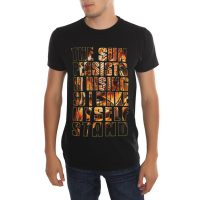 Hunger Games Catching Fire Sun Persists TShirt